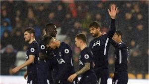Video clip highlights bàn thắng trận Swansea 0-2 Tottenham