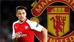 CẬP NHẬT tối 15/1: Sanchez đã 'mơ về M.U' từ khi còn nhỏ. Liverpool chốt người thay Coutinho