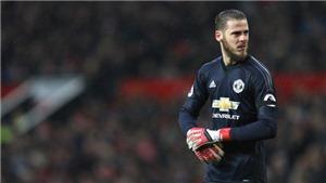 CHUYỂN NHƯỢNG 8/2: M.U gặp khó vụ tìm người thay De Gea. Evra gia nhập West Ham