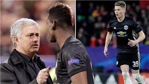 Mourinho: 'Pogba vẫn phản ứng tốt. Tôi luôn có sự tôn trọng đối với Chelsea'