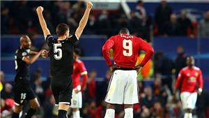 Bóng đá thay đổi ra sao kể từ lần cuối M.U vào Tứ kết Champions League?