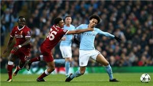Guardiola bị đuổi vì uất ức với bàn hợp lệ nhưng không được công nhận của Sane