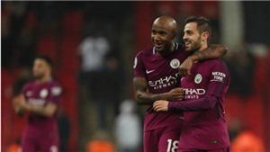 Video bàn thắng và highlights Tottenham 1-3 Man City: Gần chức vô địch lắm rồi!