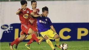 S.Khánh Hòa kêu lịch thi đấu dày, lỗi không tại BTC