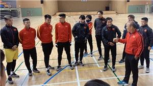 Bóng đá Việt Nam hôm nay: U23 Việt Nam đá giao hữu, U20 VN gặp Bình Dương ở BTV Cup