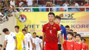 HLV Park Hang Seo sửa sai cho hàng thủ U23 Việt Nam bằng Tiến Dũng?
