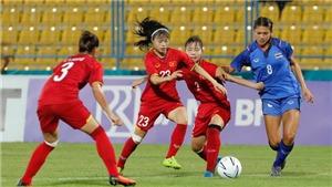 Tuyển nữ Việt Nam rơi vào bảng 'tử thần' vòng loại Olympic 2020