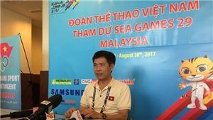 'Điền kinh Việt Nam đã tạo được sự cảm phục lớn ở SEA Games'