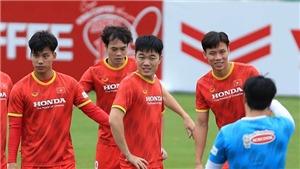 Bóng đá Việt Nam hôm nay: Đội tuyển Việt Nam đổi lịch đấu tập với U22, sang Saudi Arabia muộn 1 ngày