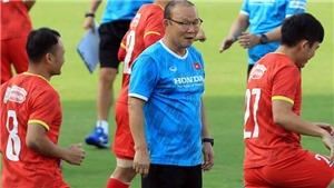 Bóng đá Việt Nam hôm nay: HLV Park Hang Seo loại một cầu thủ