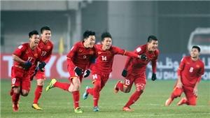 U23 Việt Nam đổiđối thủ cọ xát trước thềm ASIAD 2018