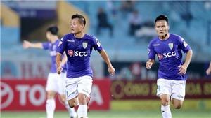 'Hàng công Hà Nội FC quá mạnh với Quang Hải, Văn Quyết'