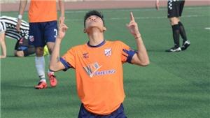 Cựu tiền đạo U23 Việt Nam tỏa sáng tại Hàn Quốc