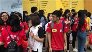 NÓNG: Phe vé hoành hành trước trận Hà Nội-HAGL