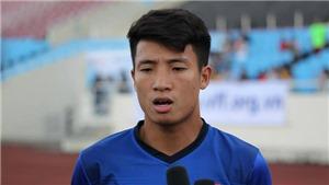 Trung vệ U23 Việt Nam không sợ bị HLV Park Hang Seo loại