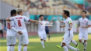 Trực tiếp U23 Việt Nam vs U23 Bahrain (19h30, 23/8) trên kênh VTC3, VOV