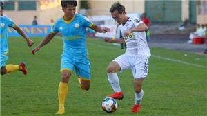 Lịch thi đấu V.League 2019 vòng 4: Hà Nội vs SLNA, Thanh Hóa vs Đà Nẵng