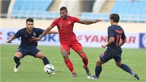 HLV U23 Indonesia nói nguyên nhân thua U23 Thái Lan là mất tập trung