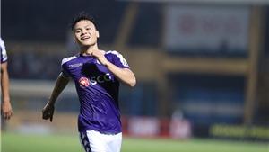 Quang Hải có cú đúp kiến tạo, Hà Nội FC vùi dập Yangon United