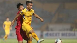 'Sao' U23 Việt Nam cứu Hà Nội FC khỏi trận thua, Viettel chia điểm SLNA