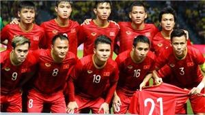 Bóng đá Việt Nam tối 14/6: Việt Nam hơn Thái Lan 20 bậc, Xuân Trường nhận giải bàn thắng đẹp nhất tháng tại Thai League