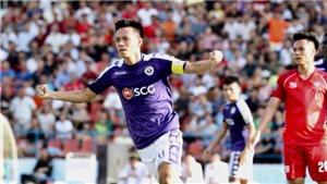 Quang Hải mờ nhạt, Hà Nội FC đánh bại Hải Phòng lên ngôi đầu bảng