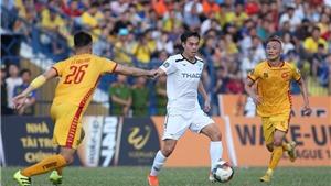 Bóng đá Việt Nam ngày 4/8: HAGL sẵn sàng 'chiến' Nam Định, trung vệ U22 Việt Nam bị tố chơi tiểu xảo