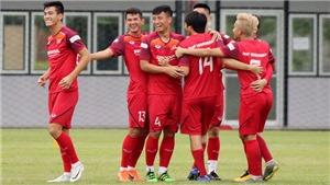 Bóng đá Việt Nam hôm nay 10/11: HLV Park bổ sung tiền đạo cho tuyển Việt Nam, U19 Thái Lan lỡ hẹnVCK U19 châu Á