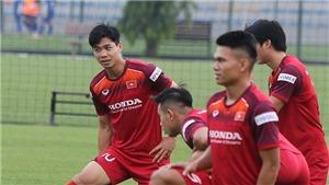 Bóng đá Việt Nam hôm nay 11/11: Công Phượng, Văn Hậu về đá trận đấu với UAE và Thái Lan