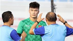 Bóng đá Việt Nam hôm nay: Tiến Dũng có thể bắt chính, Quang Hải sẽ giúp U23 Việt Nam tiến xa