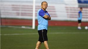 Bóng đá Việt Nam hôm nay: U23 Việt Nam trở lại tập luyện, đã có người thay Văn Hậu