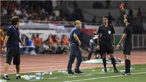 Bóng đá Việt Nam hôm nay 13/12: HLV Park tiết lộ về thẻ đỏ, Quang Hải hồi phục tốt