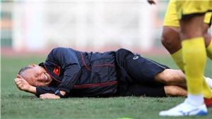 Tin bóng đá U23 châu Á: HLV Park Hang Seo nhận tin vui