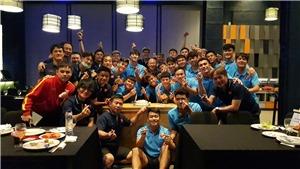 Bóng đá U23 châu Á hôm nay 12/1: U23 Việt Nam vui như Tết, U23 Syria vs U23 Nhật Bản