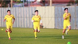 Bóng đá Việt Nam hôm nay 7/1: U23 Việt Nam mạnh nhất tuyến giữa, trận gặp UAE được châu Á chờ đợi