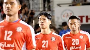Bóng đá Việt Nam hôm nay: TPHCM không ưu ái Công Phượng. Quang Hải bỏ ngỏ khả năng ra sân