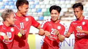 Xem trực tiếp bóng đá hôm nay: Tiến Dũng mắc lỗi, TPHCM thua ngược Hà Nội
