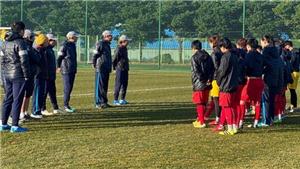 Bóng đá Việt Nam hôm nay: Nữ Việt Nam sẵn sàng cho mục tiêu Olympic. Trận Siêp Cup quốc gia chắc chắn hoãn