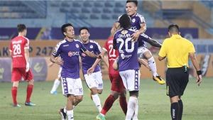 Trực tiếp bóng đá Việt Nam: Hà Nội vs Thanh Hóa (19h15 hôm nay)