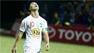 Đối thủ của tuyển Việt Namvắng 3 trụ cột, HAGL thất vọng vì không vào TOP 5 V-League