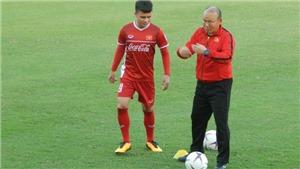 HLV Park Hang Seo được khen tâm lý, Tiến Dũng mơ vô địch AFF Cup