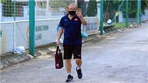 Bóng đá Việt Nam hôm nay: Tuyển thủ Việt Nam hứng khởi với sự trở lại HLV Park Hang Seo