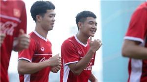 U23 Việt Nam chuyển địa điểm tập luyện, Sầm Ngọc Đức nói lời xin lỗi