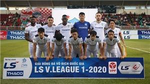 Bóng đá Việt Nam hôm nay: Lộ tên HLV được cầu thủ HAGL ủng hộ. CLB Hàn Quốc quan tâm Văn Hậu
