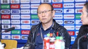 HLV Park trước King's Cup tại Thái Lan: Lo mắc sai lầm, nổi cáu với phóng viên