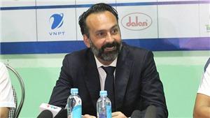 Bóng đá Việt Nam hôm nay: Bầu Đệ không can thiệp chuyên môn HLV. Thanh Hóa không đền bù hợp đồng cho ông Lopez