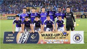 Kết quả bóng đá Việt Nam hôm nay. Bảng xếp hạng V League 2019