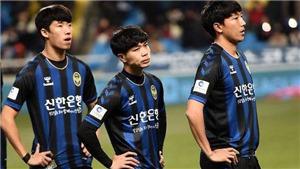 Bóng đá Việt tối 5/5: Incheon United 'bỏ rơi' Công Phượng, trọng tài V League cứu cầu thủ thoát nuốt lưỡi