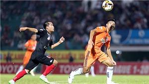 'Sao' U23 Việt Nam ghi bàn phút 90, SHB Đà Nẵng vẫn thua Hải Phòng