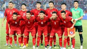 TRỰC TIẾP Asiad 2018, xem trực tiếp U23 Việt Nam vs U23 Bahrain (19h30, 23/8)